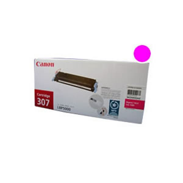 【送料無料】(業務用3セット) 【純正品】 Canon キャノン トナーカートリッジ 【307 M マゼンタ】