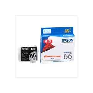 【送料無料】(業務用70セット) エプソン EPSON インク ICGL66 グロスオプティマイザ