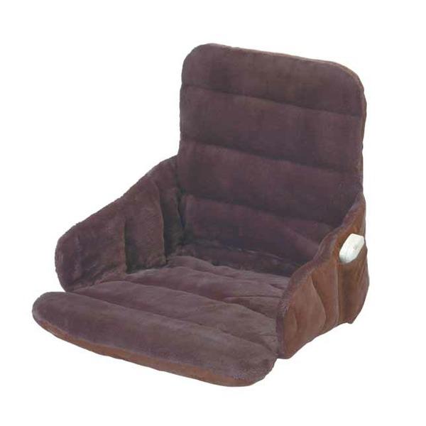 【送料無料】ソファー・椅子用 ヒーター/ホットマット 【幅37cm】 洗えるカバー 電磁波カット機能 『腰すっぽりヒーター』