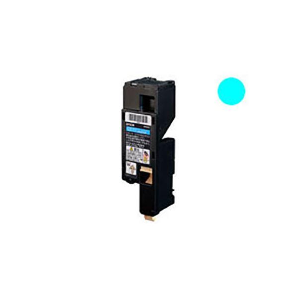 【送料無料】(業務用3セット) 【純正品】 EPSON エプソン インクカートリッジ/トナーカートリッジ 【LPC4T10C シアン】 Sサイズ
