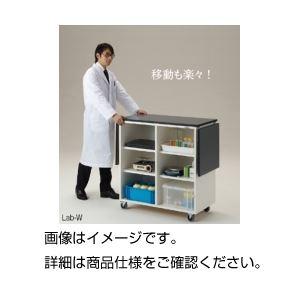 【送料無料】実験ワゴン Lab-W