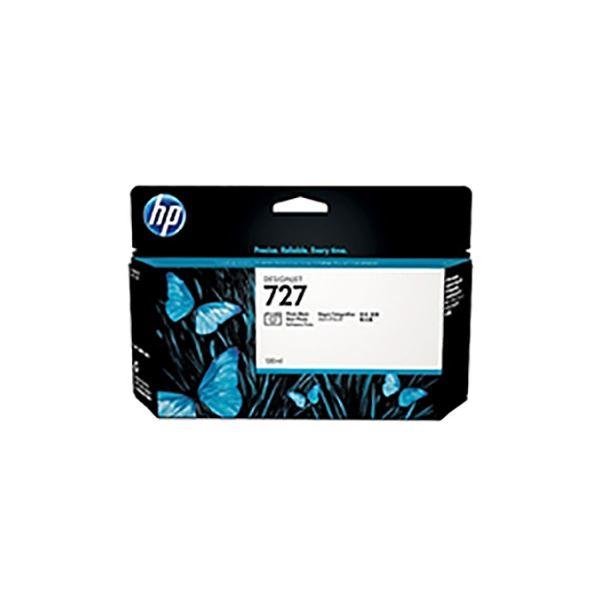 【送料無料】(業務用3セット) 【純正品】 HP インクカートリッジ 【B3P23A HP727 PBK フォトブラック 130】