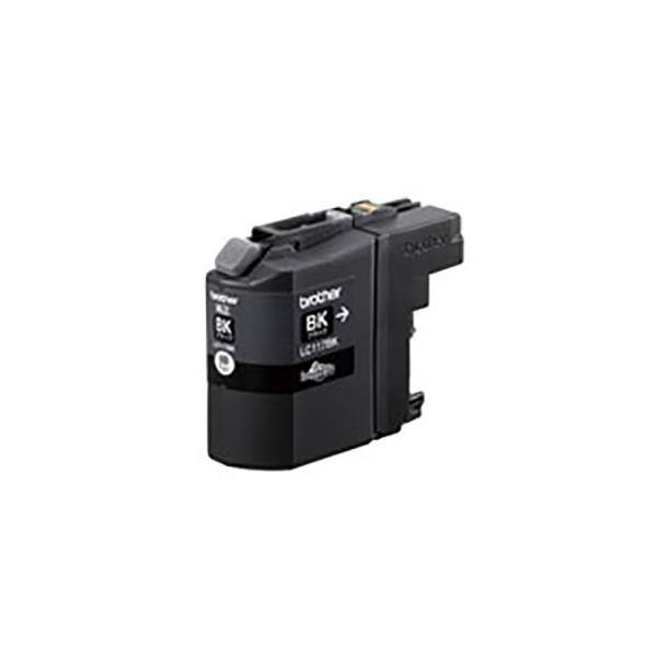 (業務用5セット) 【純正品】 BROTHER ブラザー インクカートリッジ 【LC117BK ブラック】 大容量