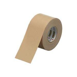 【送料無料】(業務用20セット) スリーエム 3M 布テープ 101BEN 48mm×20m ベージュ 5巻 ×20セット