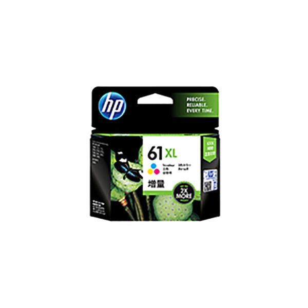 【送料無料】(業務用5セット) 【純正品】 HP インクカートリッジ 【CH564WA HP61XL カラー】 増量