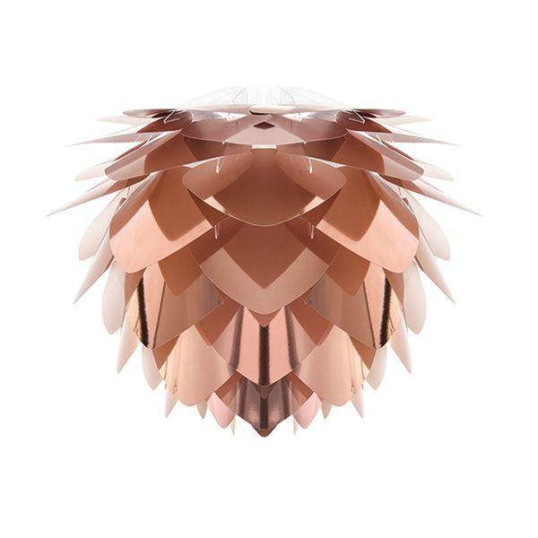 【送料無料】シーリングライト/照明器具 【1灯】 北欧 ELUX(エルックス) VITA Silvia mini copper 【電球別売】【代引不可】