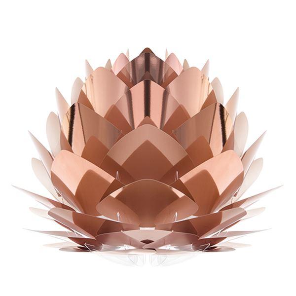 【送料無料】テーブルライト/卓上照明器具 北欧 ELUX(エルックス) VITA Silvia mini copper (ホワイトコード) 【電球別売】【代引不可】