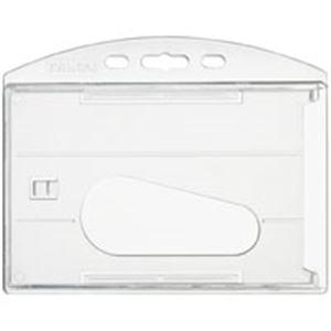 【送料無料】(業務用50セット) ジョインテックス IDカードケース 10枚 B192J