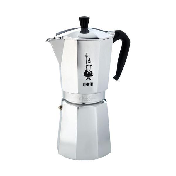 【送料無料】コーヒーメーカー(モカ エキスプレス) 18カップ用【BIALETTI(ビアレッティ)/MOKA EXPRESS 18cup用】 1167