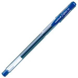 【送料無料】(業務用500セット) 三菱鉛筆 シグノエコライター 0.5mm UM-100EW.33 青