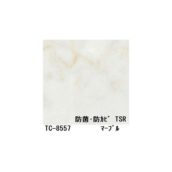 【送料無料】抗菌・防カビ仕様の粘着付き化粧シート マーブル サンゲツ リアテック TC-8557 122cm巾×4m巻【日本製】