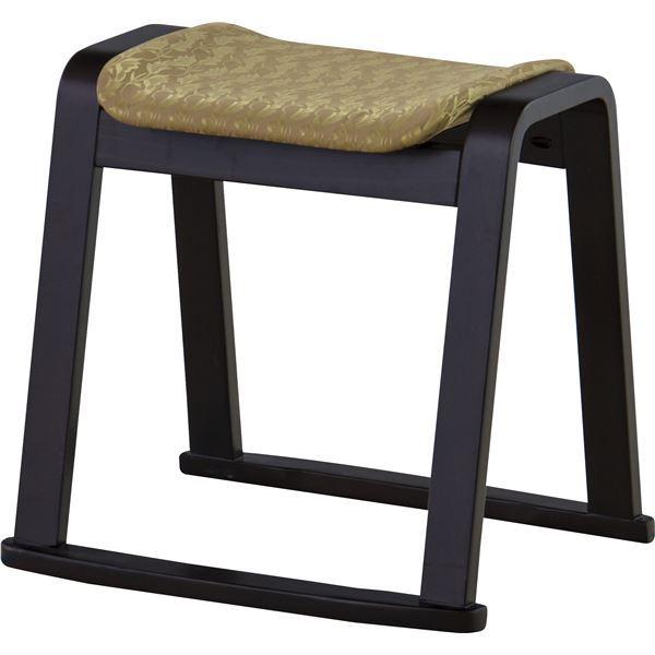 【送料無料】(4脚セット)東谷 法事スツール(法事椅子) 木製 BC-1050FGD 【仏事・法事・仏具・冠婚葬祭】