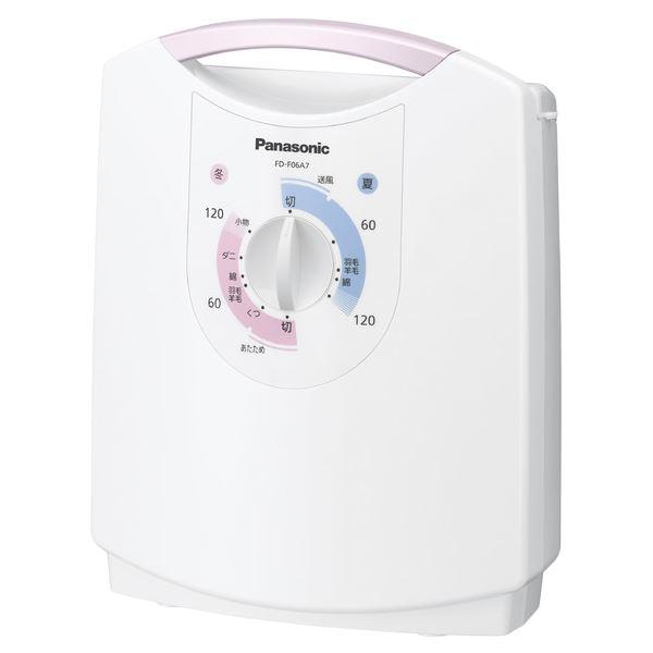 【送料無料】パナソニック ふとん乾燥機 (ピンクシャンパン) FD-F06A7-P