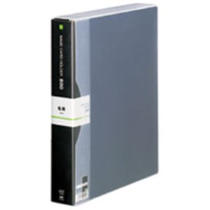 【送料無料】(業務用20セット) テージー 名刺ホルダー NC-802-01 A4S 800名 黒