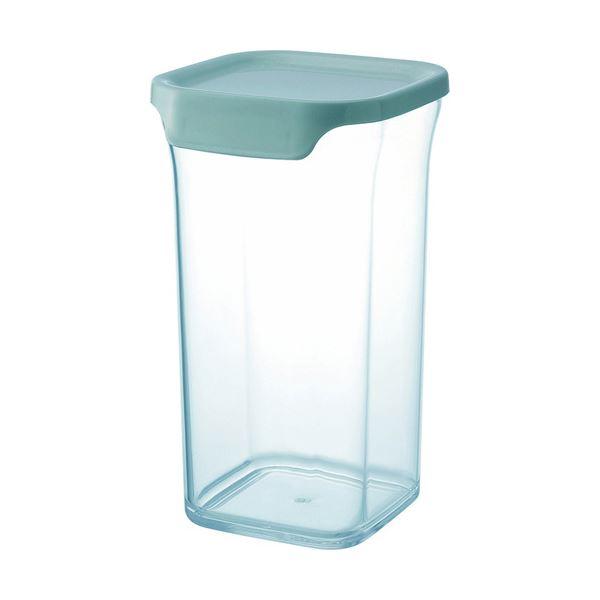 【送料無料】【20セット】 キャニスター/保存容器 【Lサイズ スカイブルー】 容量:1.26L 『リベラリスタ』【代引不可】
