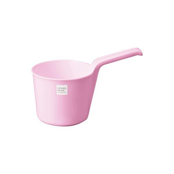 【送料無料】【40セット】 シンプル 手桶/湯おけ 【パステルピンク】 材質:PP 『HOME&HOME』【代引不可】
