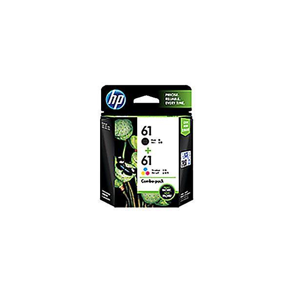【送料無料】(業務用5セット) 【純正品】 HP インクカートリッジ 【CR311AA HP61 クロ・カラー】