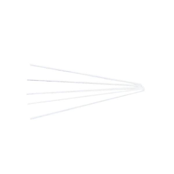 【送料無料】【柴田科学】突沸防止ガラス 泡入り【10本】 008800-10