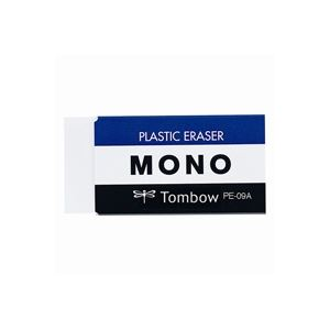 【送料無料】(業務用100セット) トンボ鉛筆 モノ消しゴム PE-09A