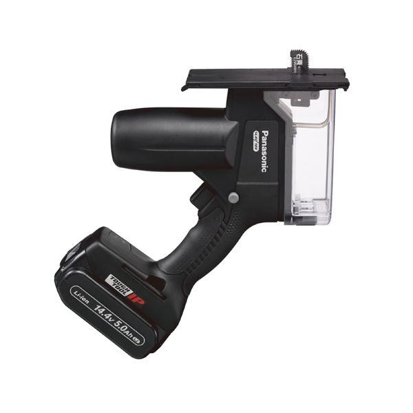100%本物 充電角穴カッター(黒):ワールドデポ EZ45A3LJ2F-B 14.4V5.0Ah 【送料無料】Panasonic(パナソニック)-DIY・工具