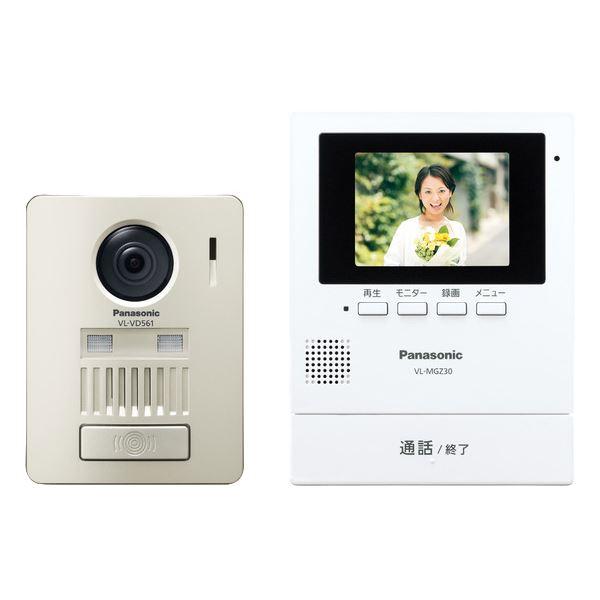 【送料無料】パナソニック(家電) モニター壁掛け式ワイヤレステレビドアホン