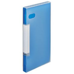 (業務用10セット) ジョインテックス CDファイル24枚収納青10冊 A410J-B-10