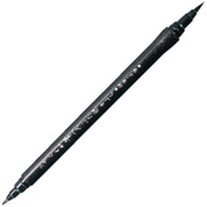 (業務用100セット) 呉竹 筆ぺん DY151-30B 硬毛筆