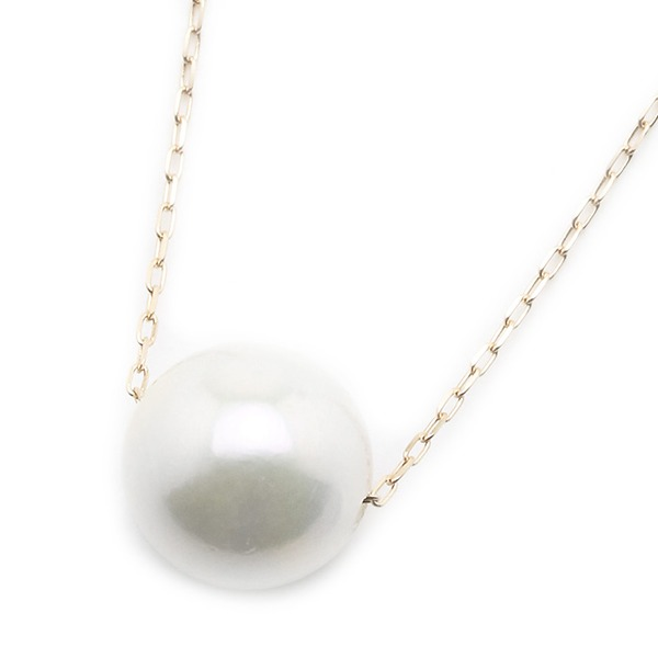 完売 【送料無料】アコヤ真珠 ネックレス パールネックレス K18 ピンクゴールド 8mm 8ミリ珠 40cm 長さ調節可能(アジャスター付き) あこや真珠 ペンダント パール 本真珠, 東金市 38f5c6d4