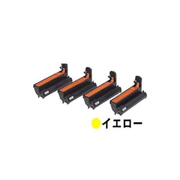 【送料無料】(業務用3セット) 【純正品】 FUJITSU 富士通 インクカートリッジ/トナーカートリッジ 【0809460 CL113 イエロー】 ドラムカートリッジ