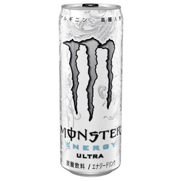【送料無料】【まとめ買い】アサヒ モンスター ウルトラ 缶 355ml×48本(24本×2ケース)