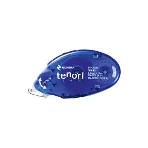 【送料無料】(業務用100セット) ニチバン テープのりtenori 強粘着 TN-TE8