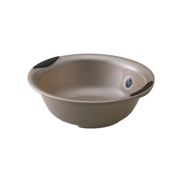 【送料無料】【40セット】 風呂桶/湯桶 【ブロンズ】 材質:PP すべり止め付き 『AGラスレウ゛ィーヌ』【代引不可】
