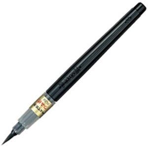 【送料無料】(業務用100セット) ぺんてる 筆ペン XFL2U つみ穂
