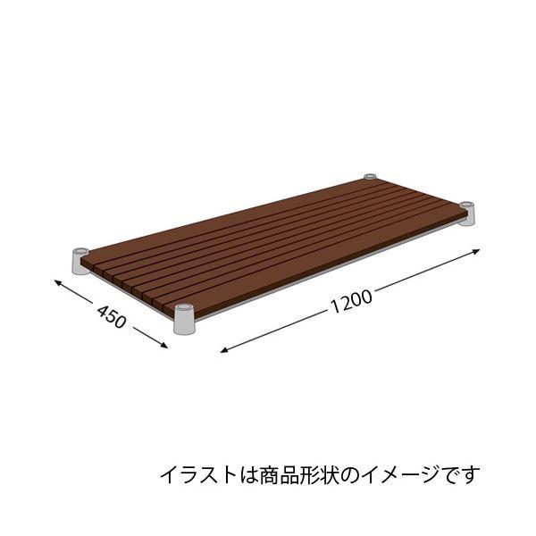 【送料無料】エレクター ブランチシェルフ H1848BB1
