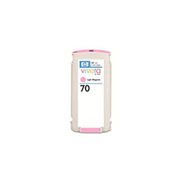 【純正品】 HP インクカートリッジ 【C9455A HP70 LM ライトマゼンタ】