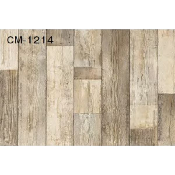 サンゲツ 店舗用クッションフロア ペイントウッド 品番CM-1214 サイズ 200cm巾×3m