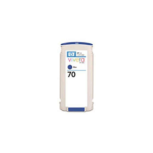 【送料無料】【純正品】 HP インクカートリッジ 【C9458A HP70 ブルー】
