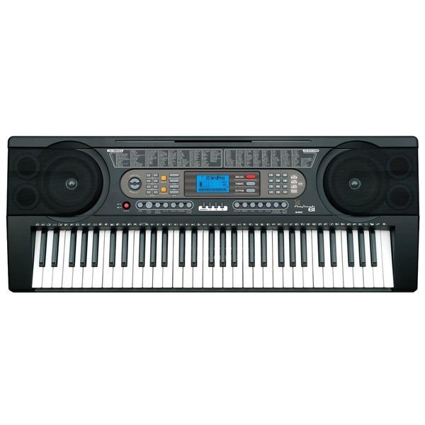 【送料無料】SunRuck(サンルック) PlayTouch61 電子キーボード SR-DP03 ブラック