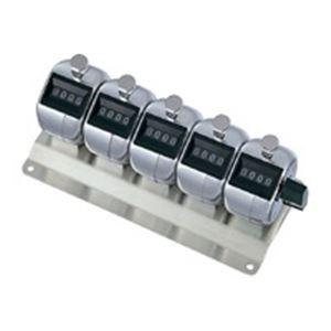 【送料無料】(業務用3セット) プラス 数取器 KT-500 5連用