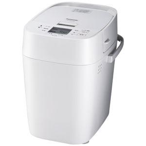 【送料無料】パナソニック(家電) 1斤タイプ ホームベーカリー (ホワイト)