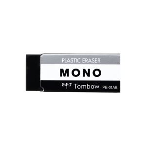 【送料無料】(業務用600セット) トンボ鉛筆 消しゴム モノブラック PE-01AB
