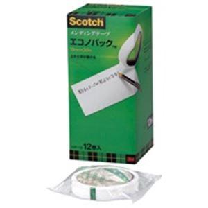 【送料無料】(業務用5セット) スリーエム 3M メンディングテープ MP-18 18mm×30m 12巻