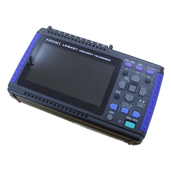 日置電機 メモリハイロガー LR8431【代引不可】