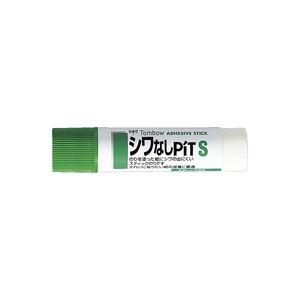 【送料無料】(業務用300セット) トンボ鉛筆 スティックのりしわなしピット PT-TAS