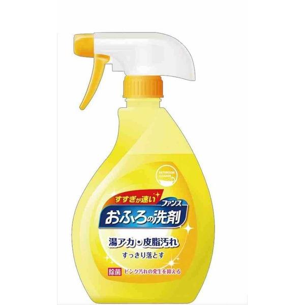 【送料無料】ルファンスおふろの洗剤オレンジミント本体380ml 46-238 【120個セット】