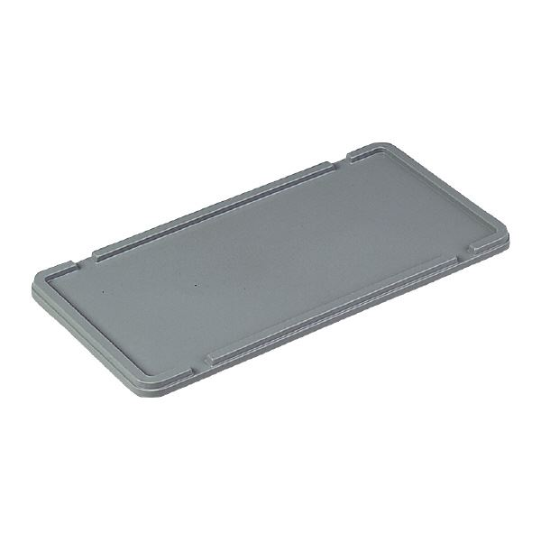 (業務用20個セット)三甲(サンコー) サンボックス蓋 単品 360 ライトグレー(灰) 【代引不可】