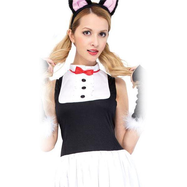 【送料無料】CLUB QUEEN Lady Cat(レディキャット)【 コスプレ 衣装 ハロウィン 大人 コスチューム 女性用 レディース 猫 ネコ 】