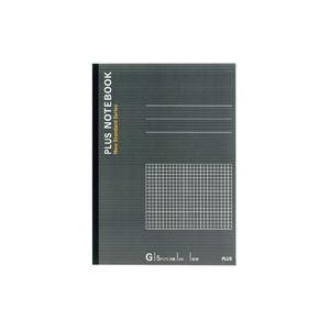 【送料無料】(業務用200セット) プラス ノートブック NO-204GS A4 方眼罫