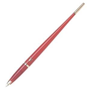 (業務用50セット) プラチナ万年筆 デスクペンDP-1000ANパック赤軸