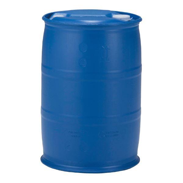 【送料無料】三甲(サンコー) 液体輸送用プラスチックドラム 【密閉タイプ】 PDC 100-1UN PC1P6(PE) ブルー(青)【代引不可】